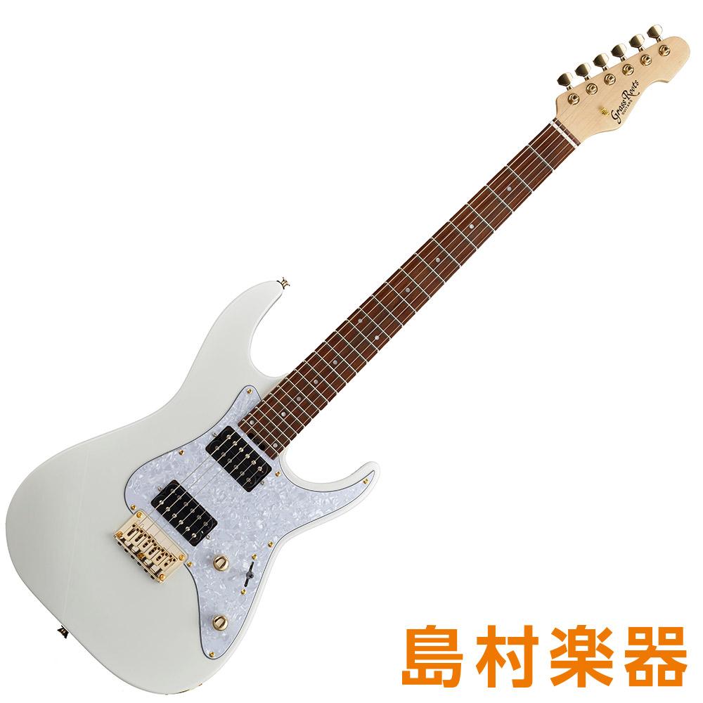 GrassRoots G-MR-45DX Snow White エレキギター 【グラスルーツ】