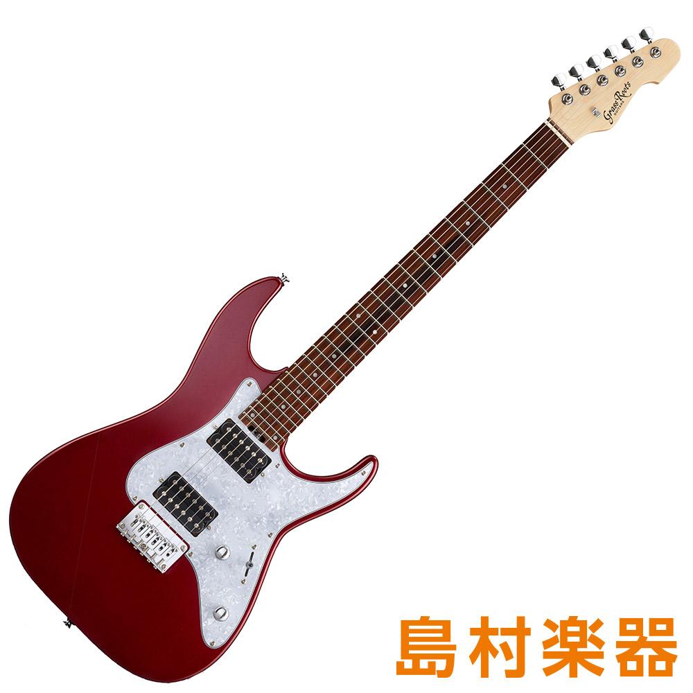 GrassRoots G-MR-45DX Metallic Red エレキギター 【グラスルーツ】