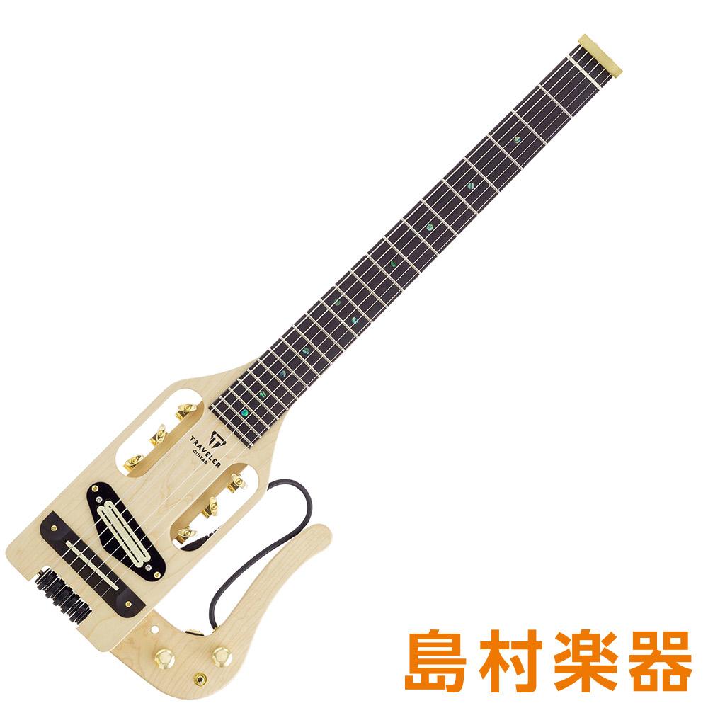 Traveler Guitar Pro-Series Deluxe Maple エレアコギター 【トラベラーギター】