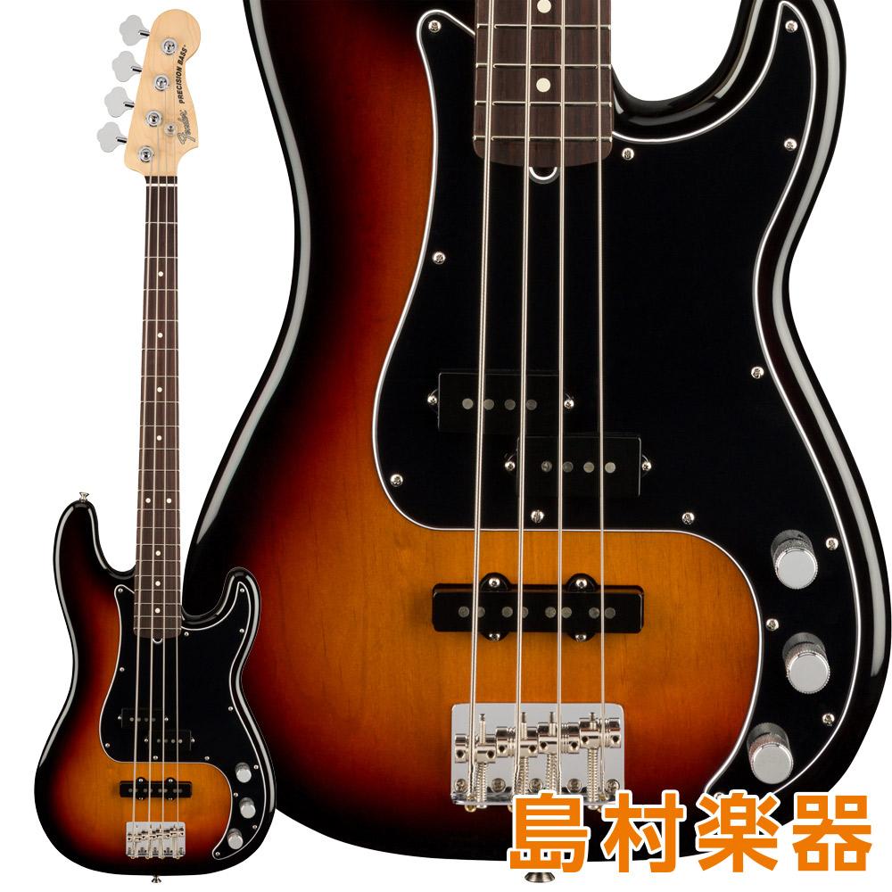 Fender American Performer Precision Bass Rosewood Fingerboard 3-Color Sunburst エレキベース 【フェンダー】