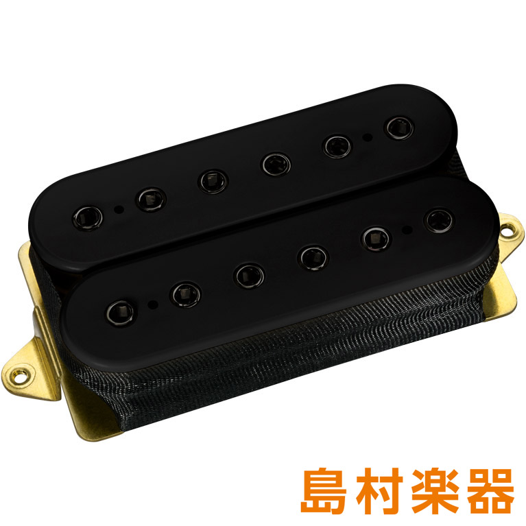 DiMarzio DP152F Black ピックアップ Super3 F-spaced 【ディマジオ】
