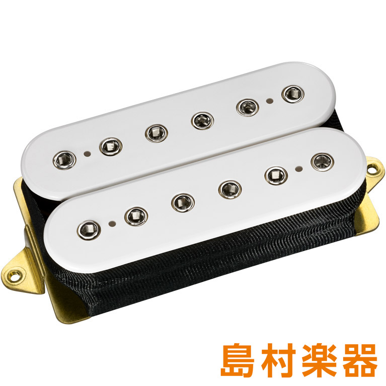 DiMarzio DP156F White ピックアップ Humbucker From Hell F-spaced 【ディマジオ】