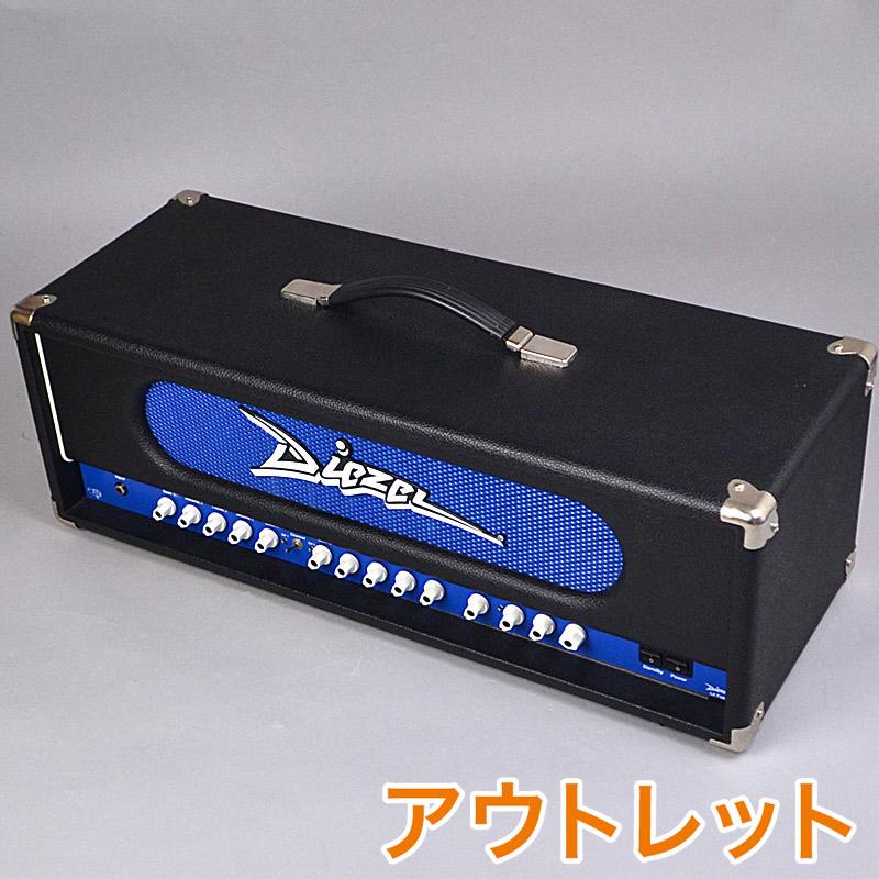 Diezel Lil Fokker ギターアンプヘッド 【ディーゼル 生産完了モデル】【りんくうプレミアムアウトレット店】【アウトレット】