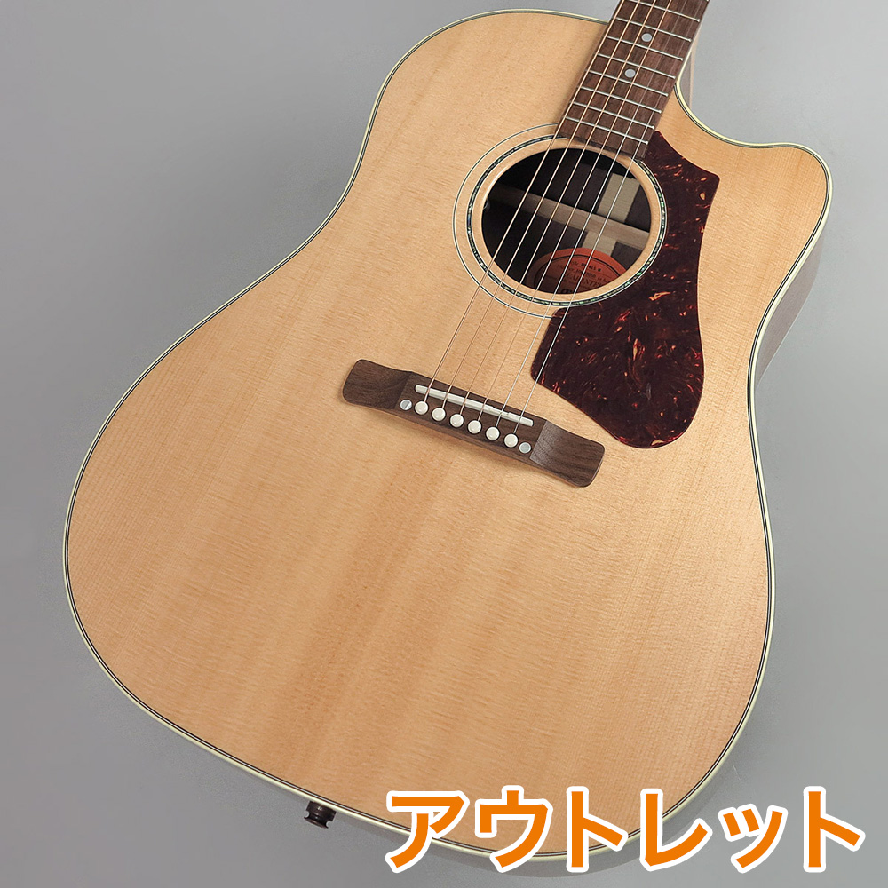 Gibson HP415 W/Antique Natural エレアコギター 【ギブソン L.R.Baggs ELEMENT搭載】【新宿PePe店】【アウトレット】