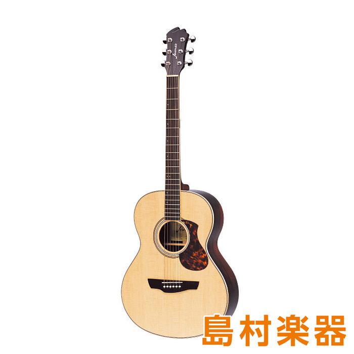 James J-1000A/Pau ナチュラル アコースティックギター 【ジェームス】