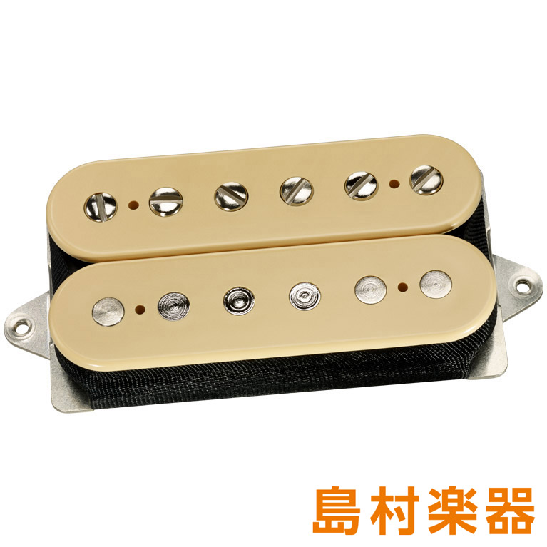 DiMarzio DP224F Cream ピックアップ Andy Timmons Model AT-1 F-spaced 【ディマジオ】