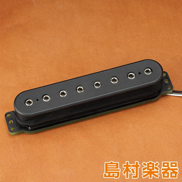 DiMarzio DP810 ブラック ピックアップ 8弦ギター用 Ionizer 8 Middle 【ディマジオ】
