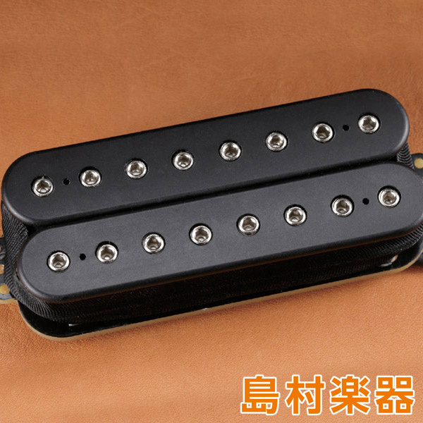 DiMarzio DP819 ブラック ピックアップ 8弦ギター用 D Activator 8 Neck 【ディマジオ】