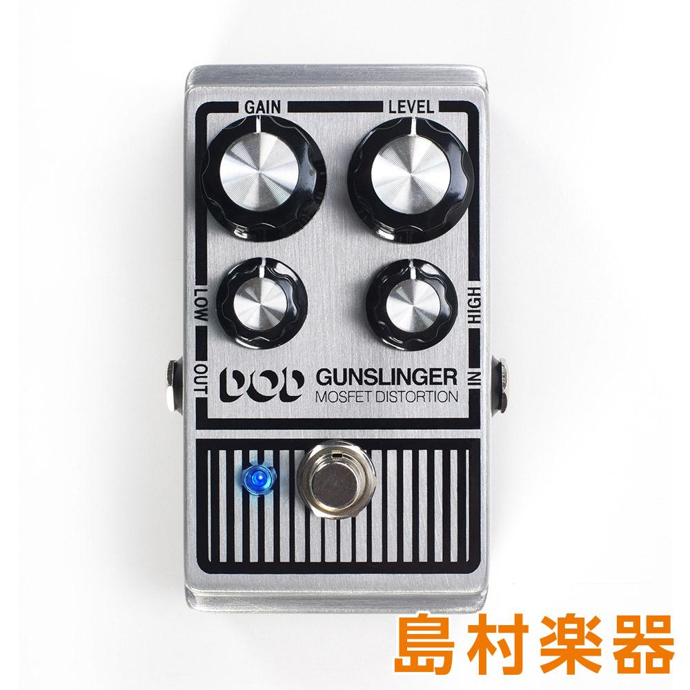 新着商品 DOD GUNSLINGER コンパクトエフェクター DOD ディストーション, むせんや:d56050ea --- ejyan-antena.xyz