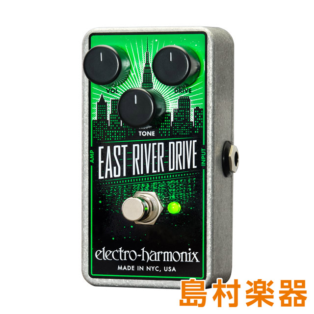 【最安値に挑戦】 Electro Harmonix Harmonix EAST RIVER DRIVE RIVER DRIVE コンパクトエフェクター オーバードライブ【エレクトロハーモニックス】, 美容 健康 便利グッズのリピタウン:62c4dd48 --- canoncity.azurewebsites.net