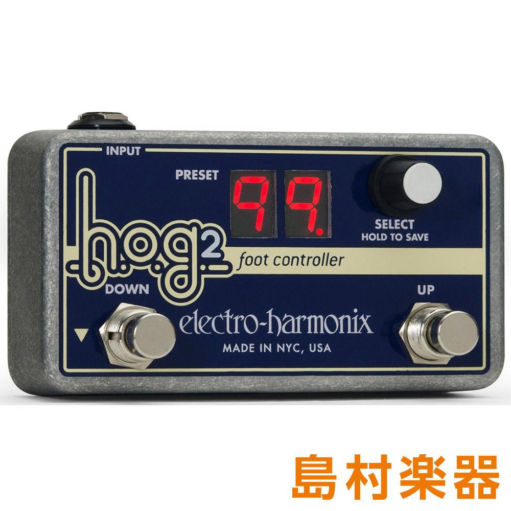 驚きの値段 Electro Electro Harmonix HOG2 FOOT HOG2 CONTROLLER h.o.g.2専用フットコントローラー【エレクトロハーモニックス FOOT】, chercher ETOILE:565ae644 --- wap.pingado.com