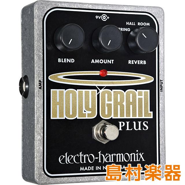 Electro Harmonix HOLY GRAIL PLUS コンパクトエフェクター リバーブ 【エレクトロハーモニックス】