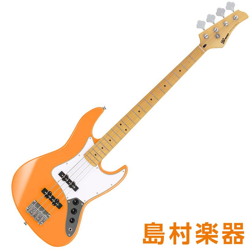 【開店記念セール!】 Greco WIB-J MA WIB-J LOR Light Orange MA エレキベース Maple Fingerboard Greco【グレコ】, トヨノグン:b0be9b54 --- canoncity.azurewebsites.net