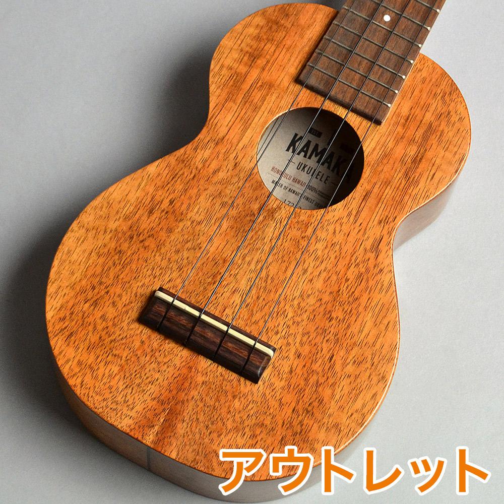 KAMAKA HF-1 2017 ウクレレ(ソプラノ) 【カマカ】【新宿PePe店】【アウトレット】