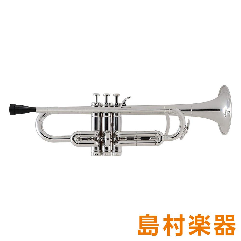 ZO TP-09 プラスチックトランペット シルバー 【 プラ管】