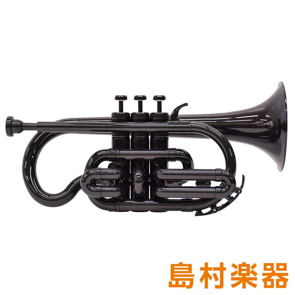 ZO CN-05 プラスチックコルネット ブラック 【 プラ管】