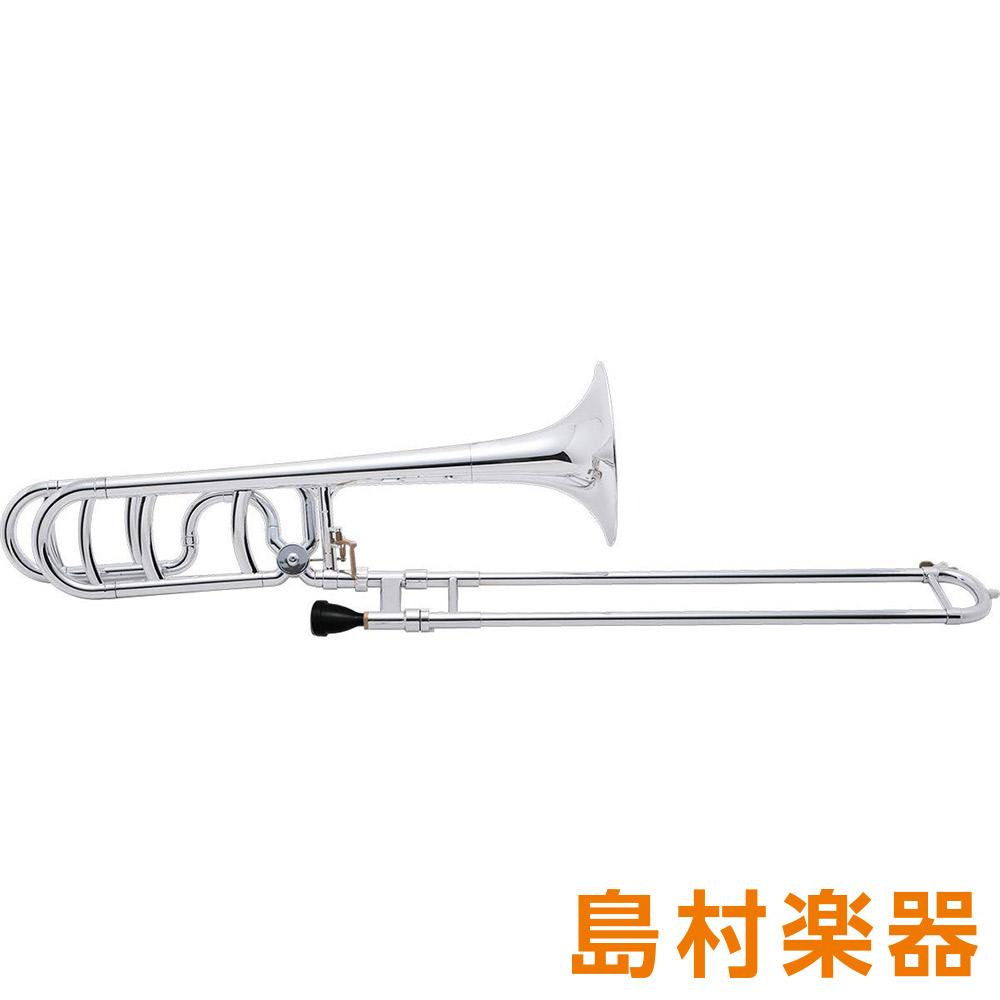 ZO TB-09 プラスチックテナーバストロンボーン/太管 シルバー 【 プラ管】