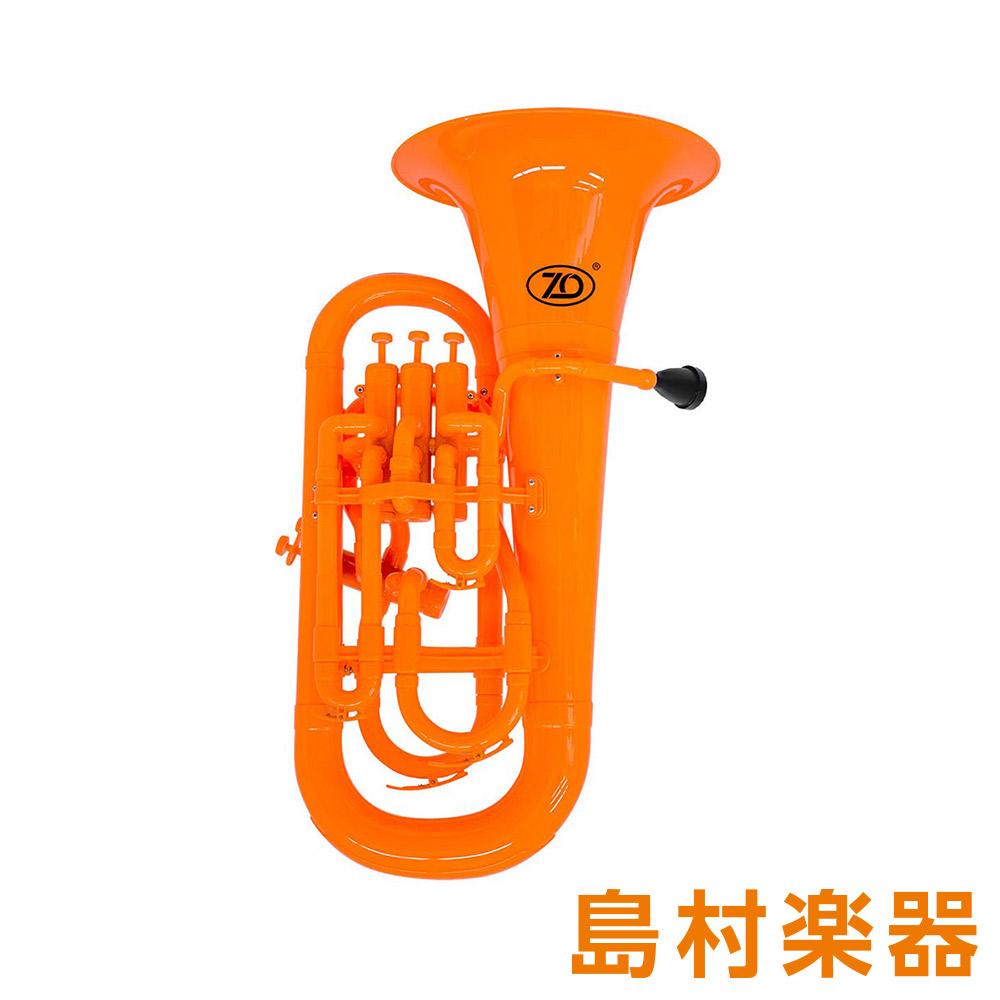 【高い素材】 ZO EU-11 EU-11 オレンジ プラスチックユーフォニアム オレンジ【【 プラ管】, パール真珠コサージュ Royal:c94b8b77 --- totem-info.com