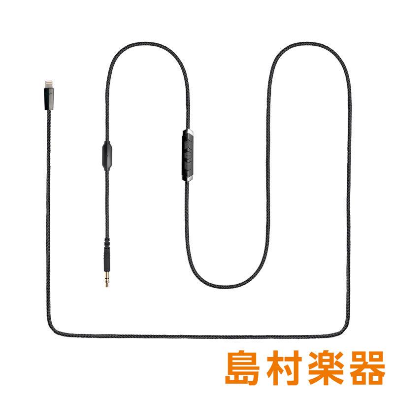 V-MODA SpeakEasy DAC/AMP Lightning Cable (ブラック) Lightning オーディオケーブル 【ブイモーダ C-3SLDA-BLACK】