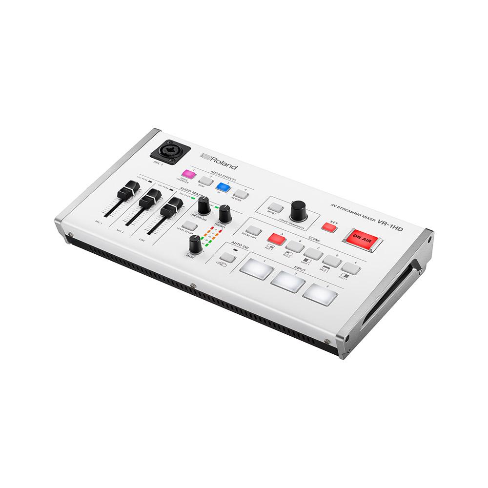 Roland VR-1HD AV Streaming Mixer 【ローランド VR1HD】