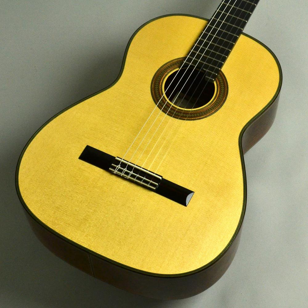 西野春平 NR5/松/ニューハカランダ/510QC/650mm 国産手工ギター 【ビビット南船橋店】【現物画像】