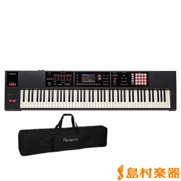 [数量限定 純正ケーブル2本付属]Roland FA-08 シンセサイザー 88鍵盤 【ローランド FA08】