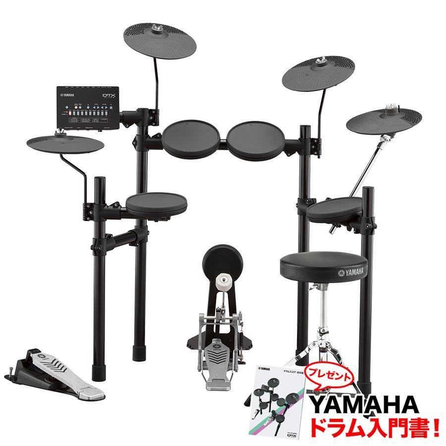 YAMAHA DTX432KUPGS 電子ドラムセット DTX402シリーズ 【ヤマハ】