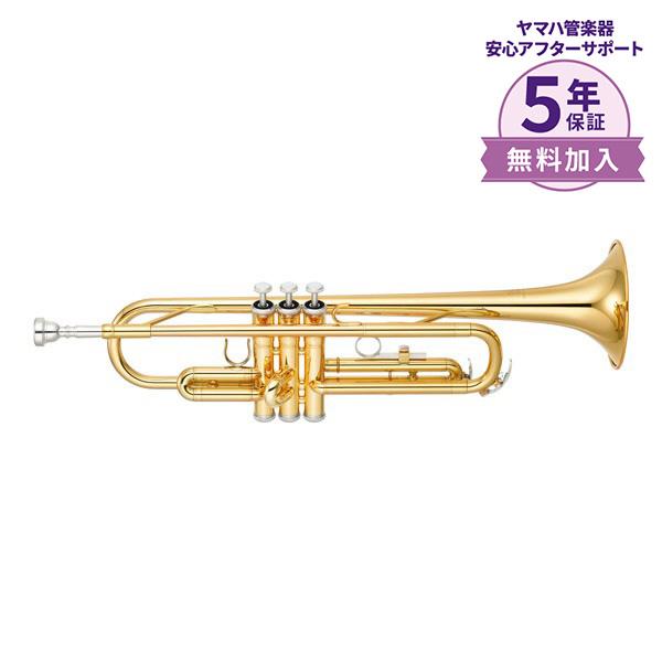 購買 5年保証 吹奏楽手帳プレゼント YAMAHA 交換無料 YTR-2330 B♭ トランペット ヤマハ YTR2330
