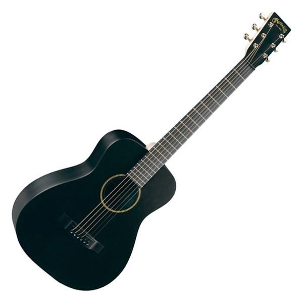 Martin LX BLACK ミニアコースティックギター【フォークギター】 【Little Martin】 【マーチン】