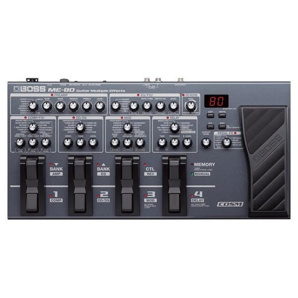 BOSS ME-80 マルチエフェクター エレキギター用 【ボス ME80】