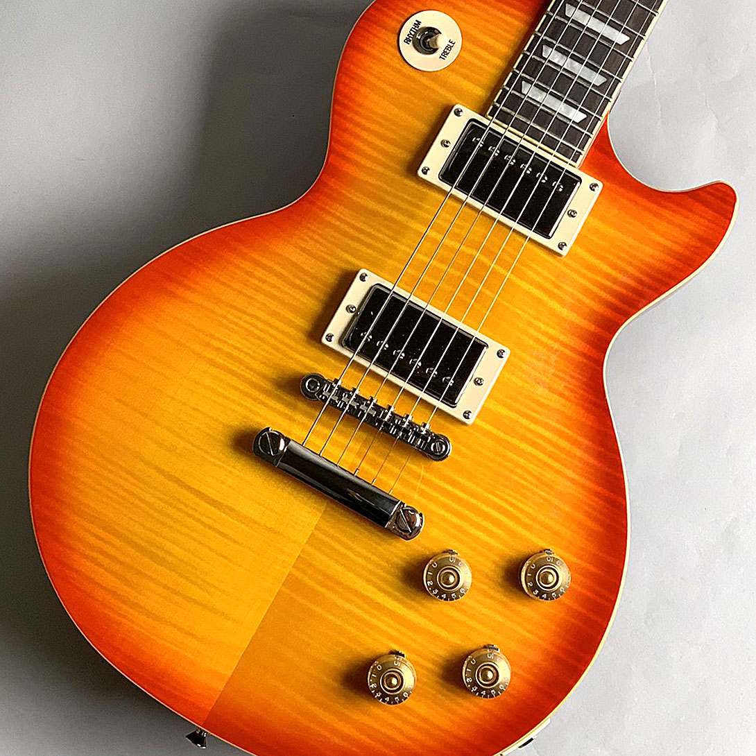 Epiphone Les 超目玉 Paul Tribute Plus Outfit 57Classic搭載 Faded [正規販売店] レスポール アウトレット特価 エピフォン Cherry