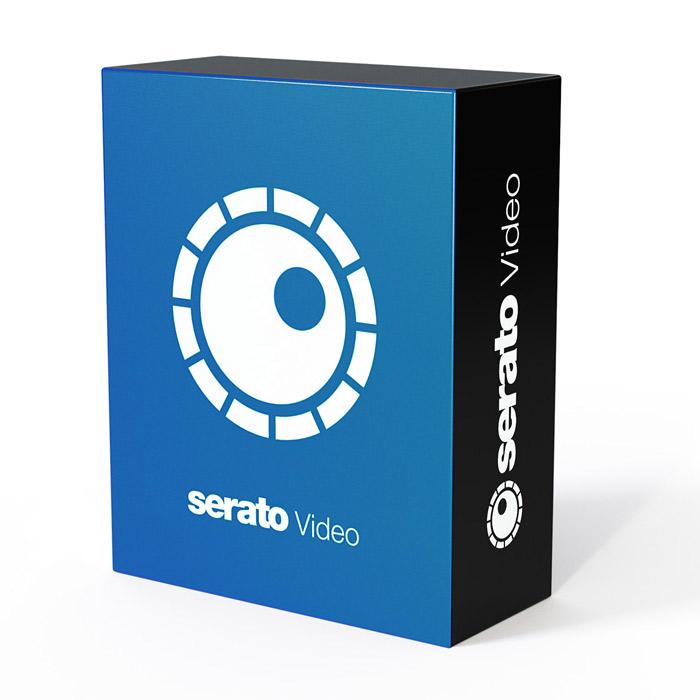 Serato Video 映像編集ソフト 【セラート】【国内正規品】