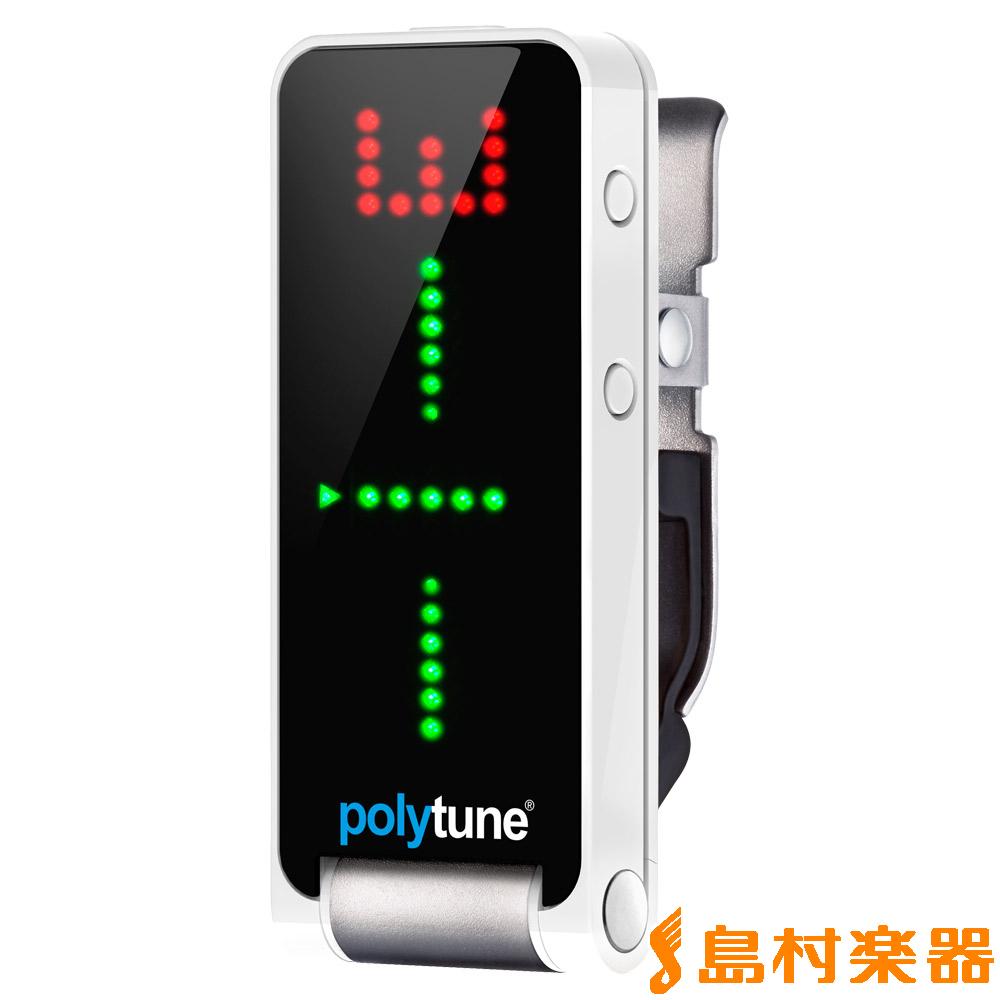 TC Electronic Polytune Clip 激安セール クリップチューナー エレクトロニック チューナー [正規販売店] クリップ式ポリフォニック