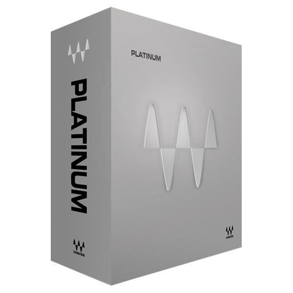 【限定特価 在庫限り】 WAVES Platinum バンドル 【ウェーブス】