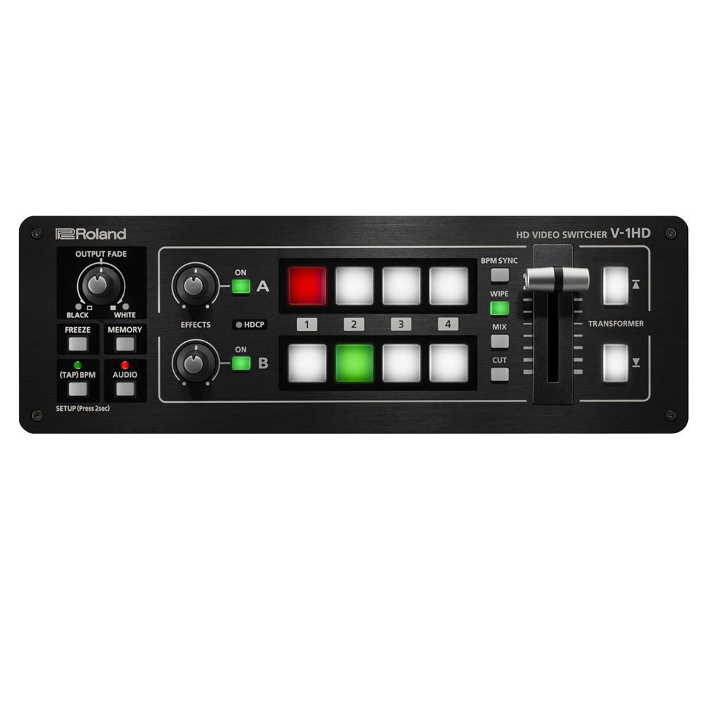 Roland V-1HD コンパクトHD ビデオスイッチャー 【ローランド V1HD】