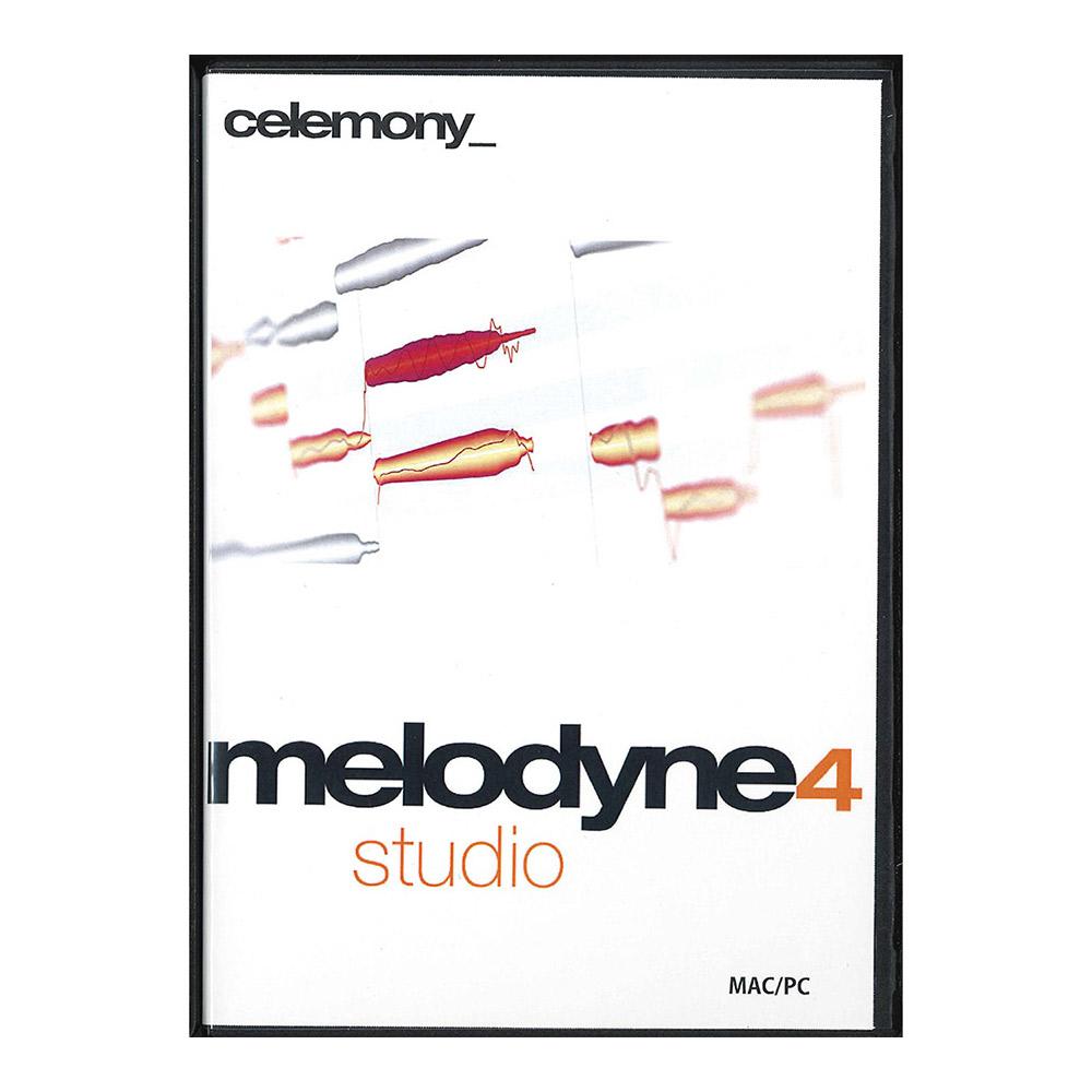 CELEMONY melodyne4 studio ピッチ補正ソフト 【セレモニー】