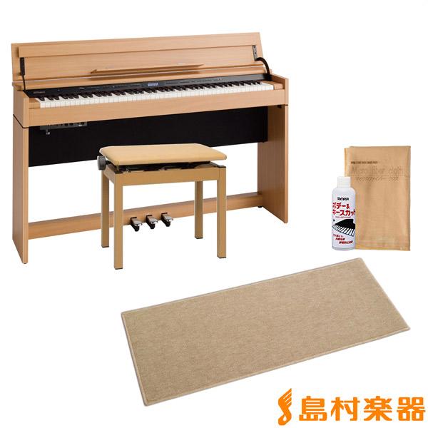 【8/31迄 ヒット曲入りUSBプレゼント】 Roland DP603 NBS カーペット(小)セット 電子ピアノ 88鍵盤 【ローランド】【配送設置無料・代引き払い不可】