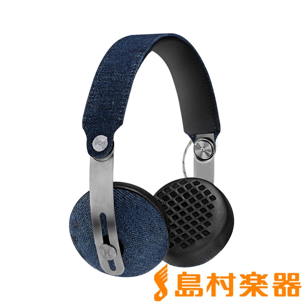 House of Marley RISE デニム Bluetooth対応 ワイヤレスヘッドホン
