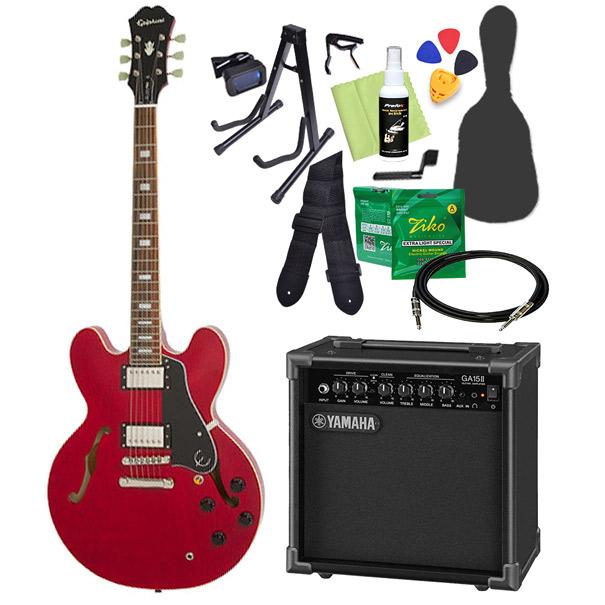 Epiphone LTD ES-335 Pro CH エレキギター 初心者14点セット ヤマハアンプ付き 【エピフォン】【オンラインストア限定】