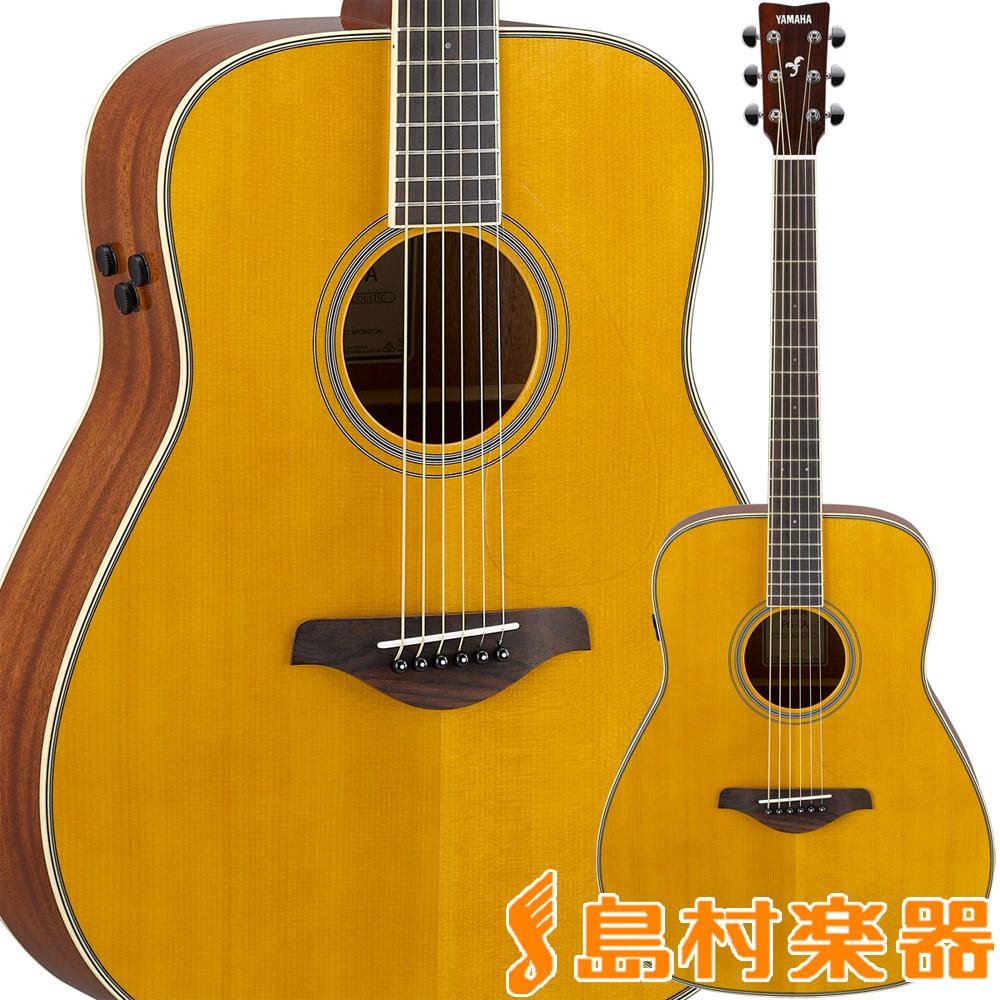 YAMAHA Trans Acoustic FG-TA Vintage Tint トランスアコースティックギター(エレアコ) 【ヤマハ】