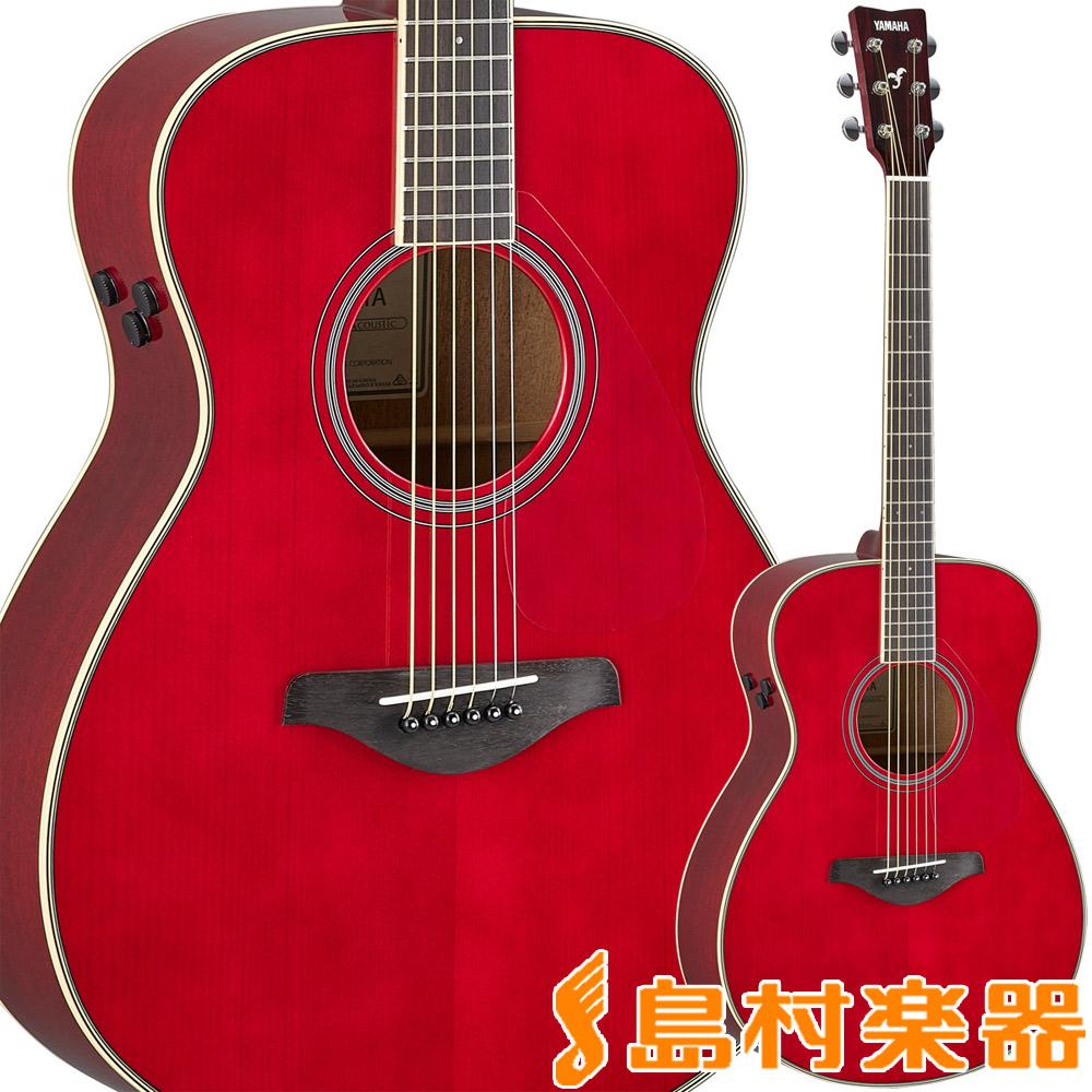 YAMAHA Trans Acoustic FS-TA Ruby Red トランスアコースティックギター(エレアコ) 【ヤマハ】