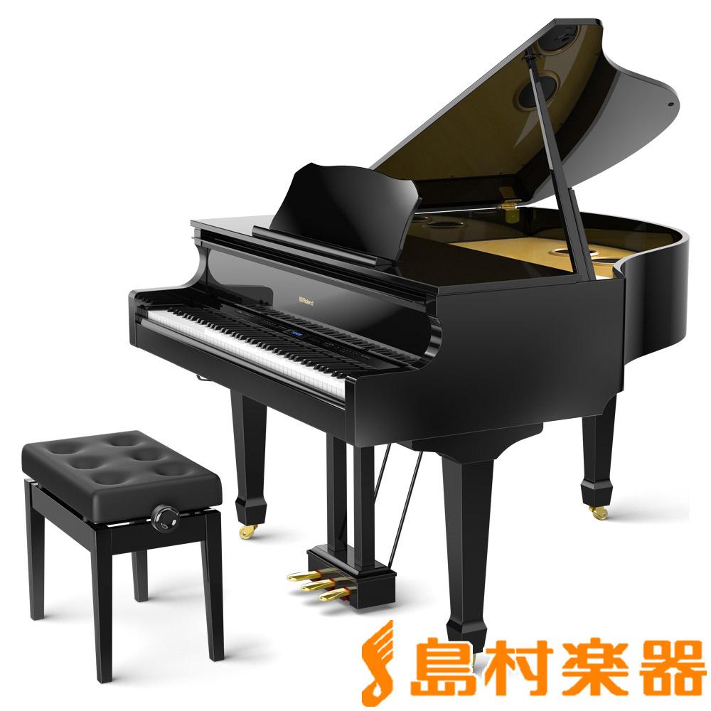 【5/10迄ヒット曲入りUSBプレゼント】 Roland GP609 PES 電子ピアノ 88鍵盤 【ローランド】【配送設置無料・代引き払い不可】