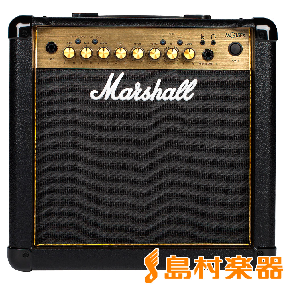 Marshall MG15FX ギターアンプ MG-Goldシリーズ 【マーシャル】