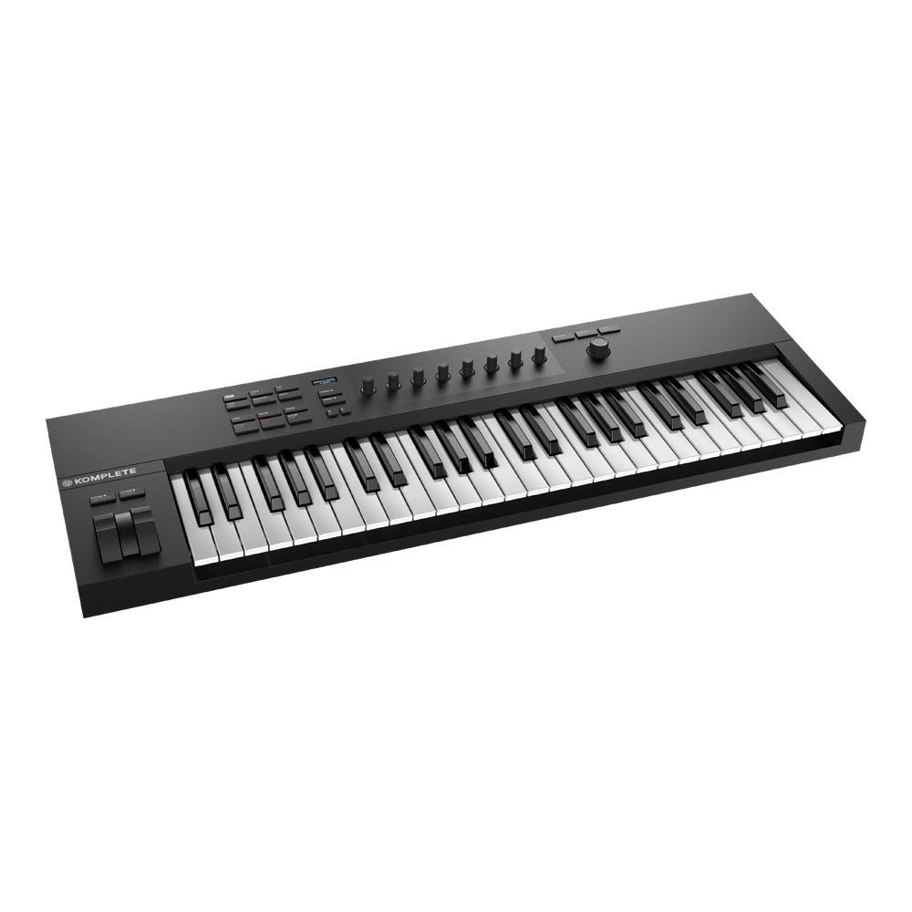 Native Instruments(NI) KOMPLETE KONTROL A49 MIDIキーボード 49鍵盤 【ネイティブインストゥルメンツ】