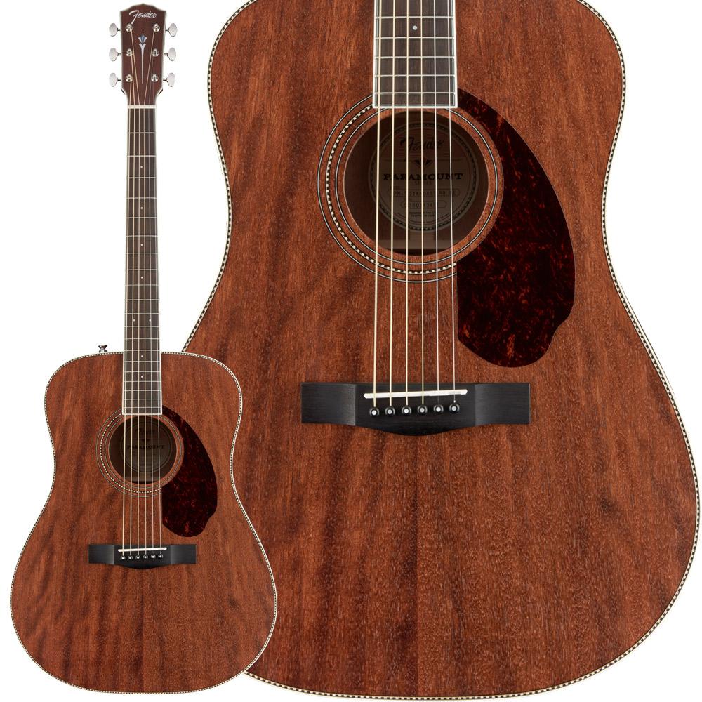 Fender PM-1 DREAD NE MAHO NAT アコースティックギター 【フェンダー】