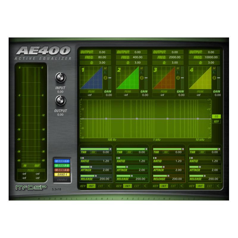 【公式】 McDSP EQ AE400 Active EQ き] AE400 Native [メール納品 き], WsisterS (ダブルシスターズ):08cec8be --- maalem-group.com
