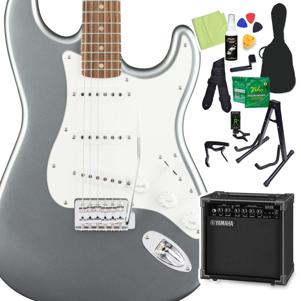 Squier by Affinity Fender Affinity Fingerboard/ Series Stratocaster Laurel Fingerboard Slick Silver エレキギター 初心者14点セット【ヤマハアンプ付き】 ストラトキャスター【スクワイヤー/ スクワイア】【オンラインストア限定】, KATE&JACK シューズ.レインブーツ:74246fa7 --- sunward.msk.ru