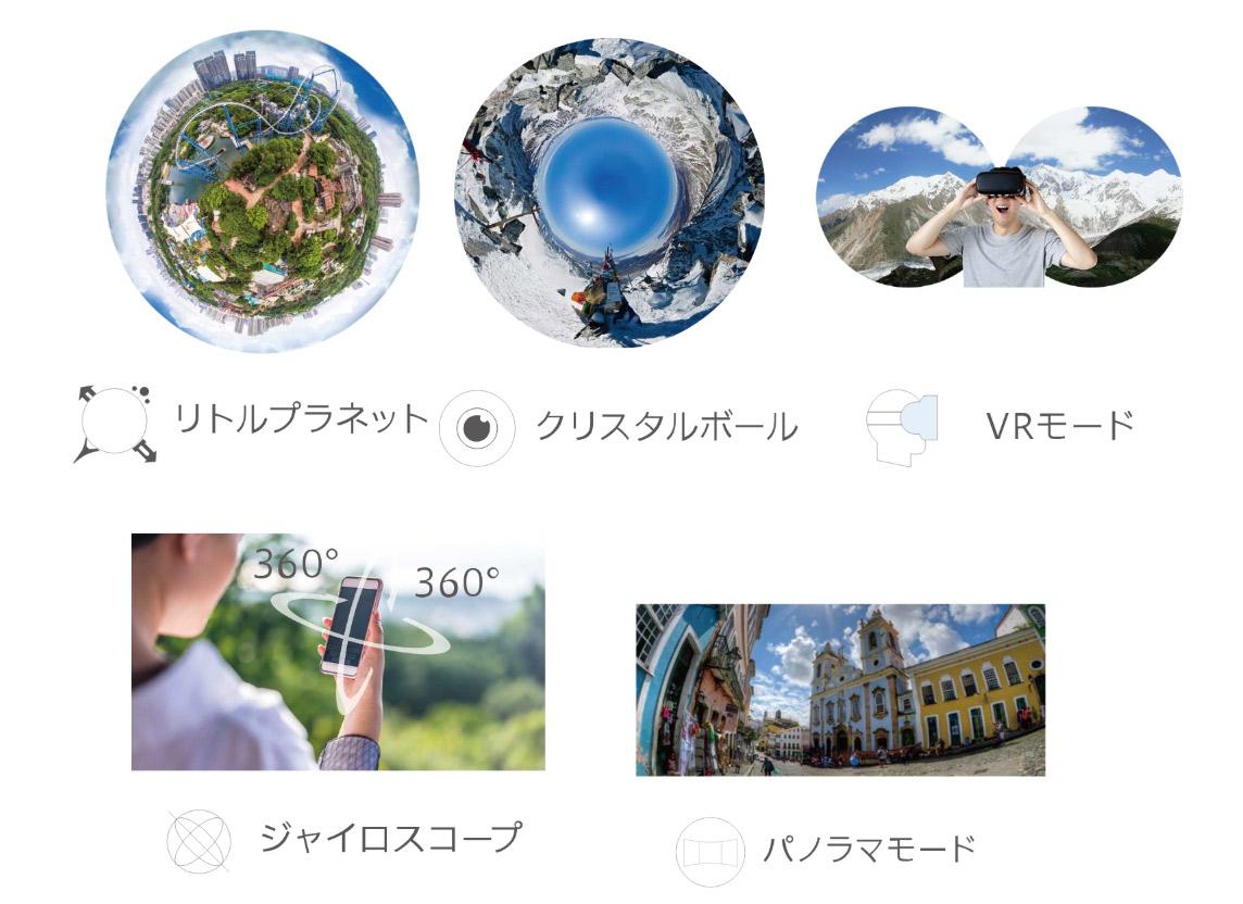 CULDOOR marut マルト for Android android専用 スマホ直挿し 360度カメラ カルドア