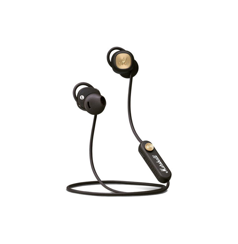 Marshall Headphones MINOR MINOR II Headphones Marshall BLUETOOTH BROWN BLUETOOTHイヤホン【マーシャルヘッドフォンズ】, 美味しさ満店:bbff7ac0 --- reinhekla.no