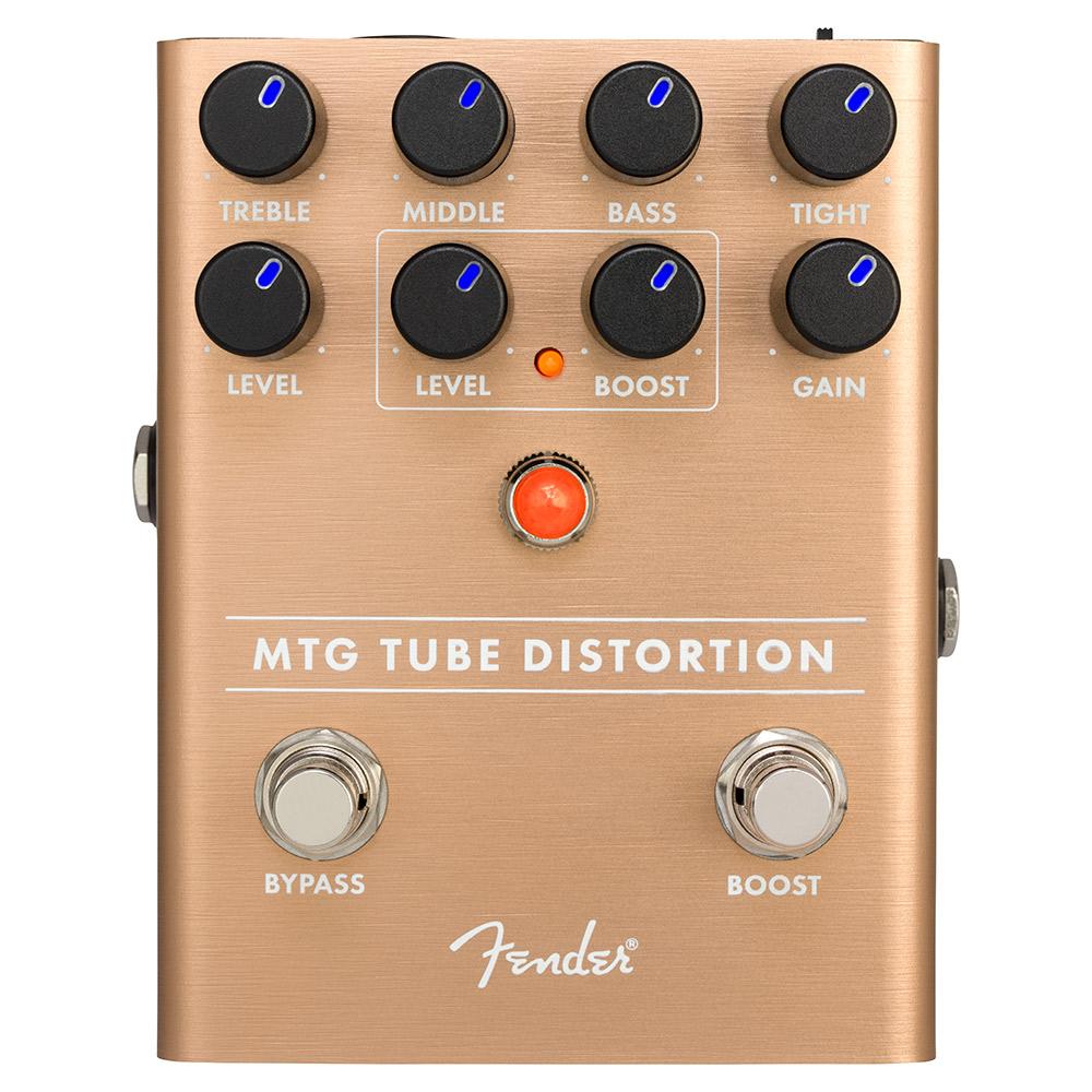 注目のブランド Fender MTG MTG Tube【フェンダー】 Distortion エフェクター Fender【フェンダー】, one plate LuLu:09d1519c --- totem-info.com